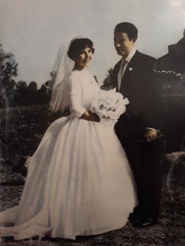 Casament dels meus avis