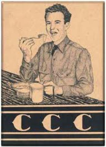 Civilian Conservation Corps (CCC)
