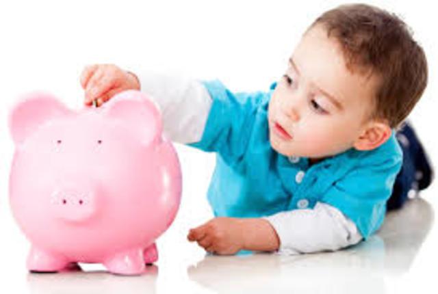 Raising Children - Budget / Savings / Banking
