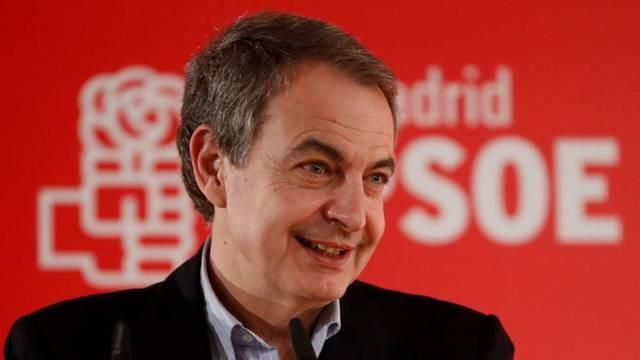 José Luis Rodríguez Zapatero secretario general