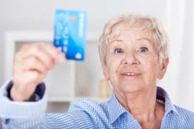 Senior - Credit Cards / Investing