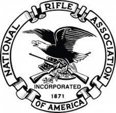 Creation of the National Rifle Association