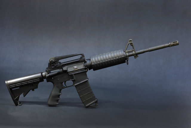 Manufacture of the AR-15