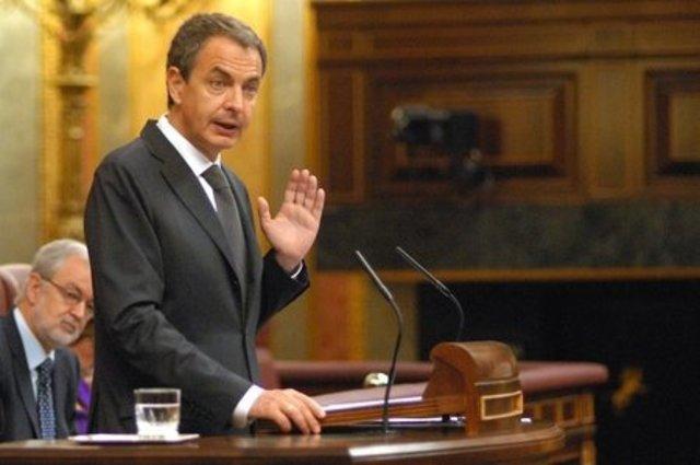 Cese de Jose Luis Rodríguez Zapatero como Presidente del Gobierno