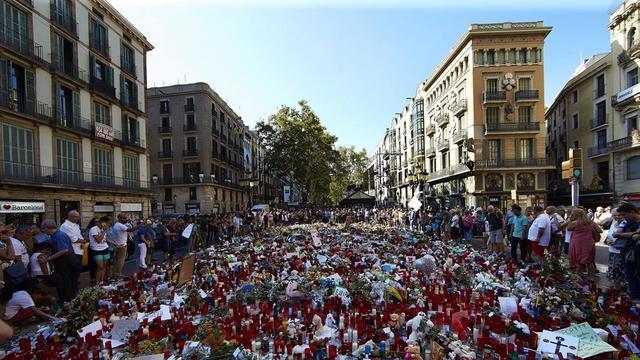 Atentado yihadistas en Barcelona y Cambrils