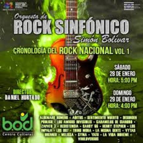 Rock sinfonico