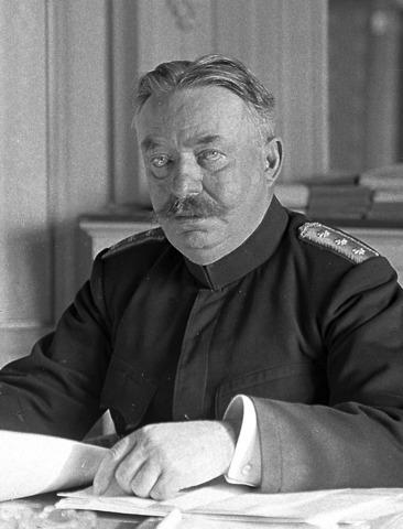 Ulrich Wille wird als General gewählt