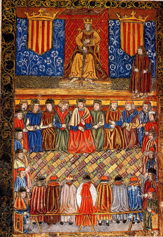 Institucions de govern Catalanes