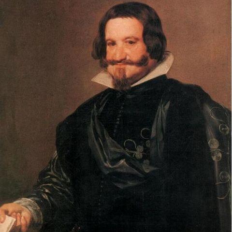 Compte duc d'Olivares