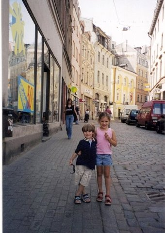 My 1st Trip to Europe