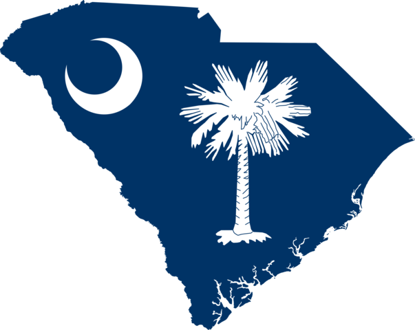 South Carolina succeeds from the Union