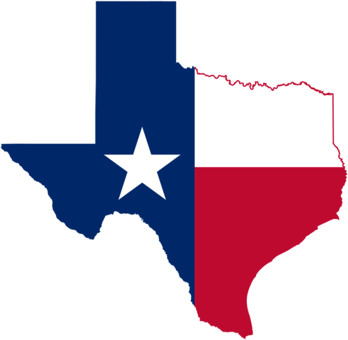 Texas secedes from the Union