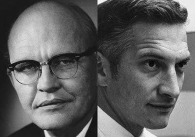 Jack S. Kilby y Robert Noyce