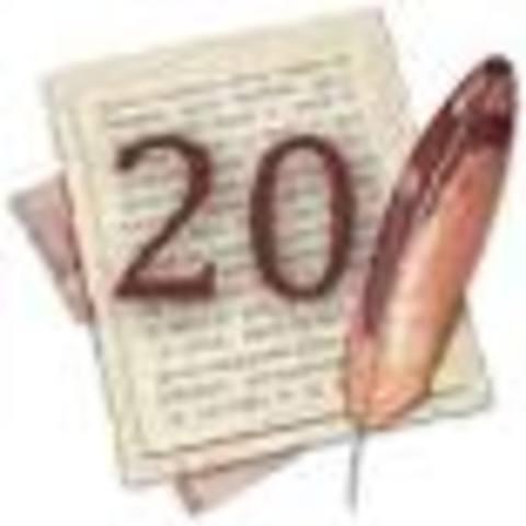 Amendment 20