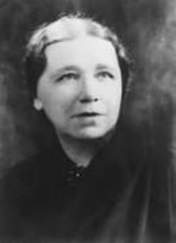 First Woman Senator