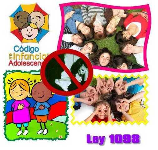 Ley 1098 de Infancia y Adolescencia