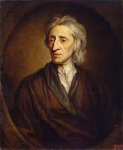 Locke, (1632-1709)