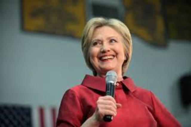 Hillary Clinton as the Democratic Nominee