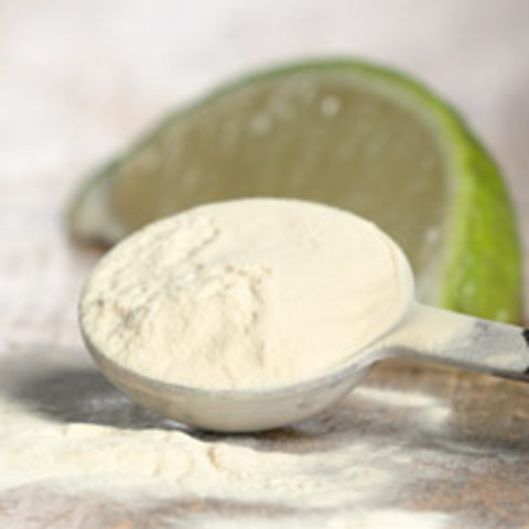 Men put lime around house to get rid of smell