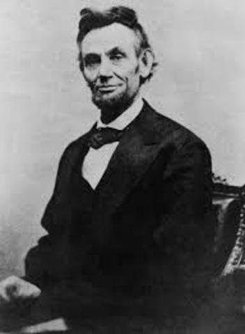 Abraham Lincoln's Inauguration