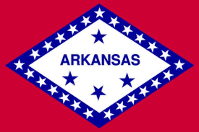 Arkansas secedes