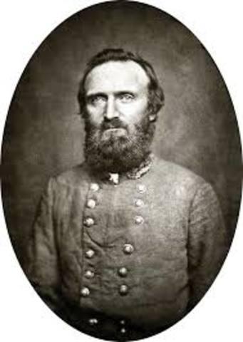 Stonewall Jackson Dies