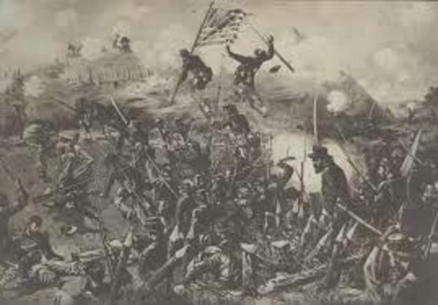 End of Vicksburg