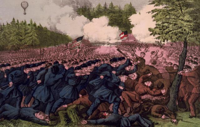 Battle of Fair Garden