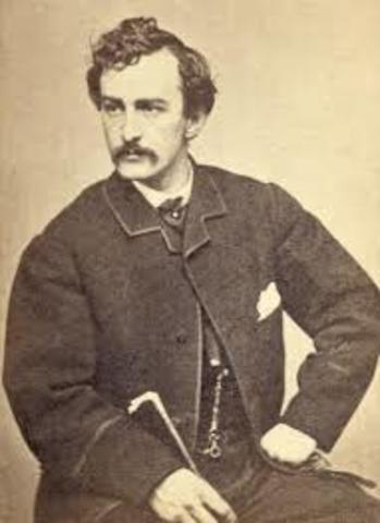 John Wilkes Booth caught
