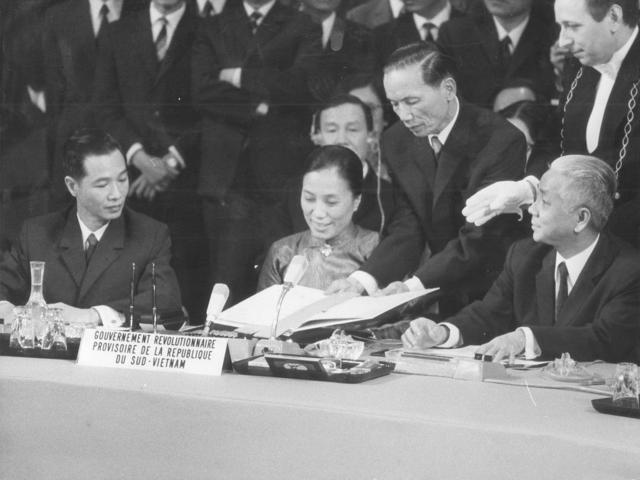 The Paris Accords (6/10)