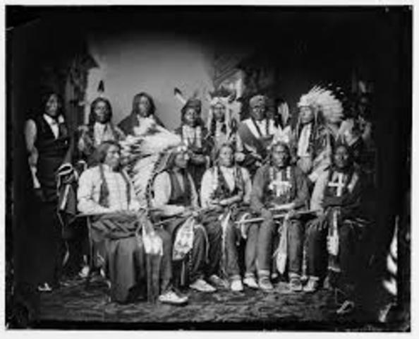 Red Cloud War Opens