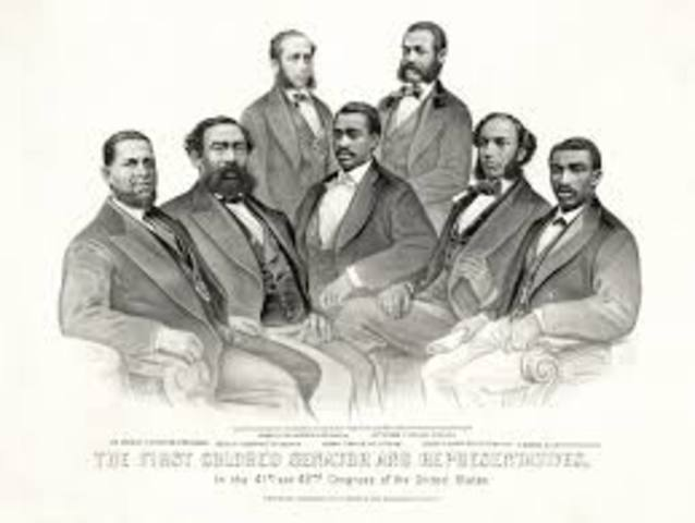 1st Reconstruction act passed by the us congress