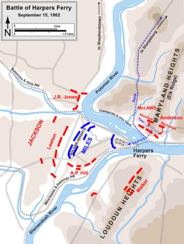 Battle of Harper's Ferry
