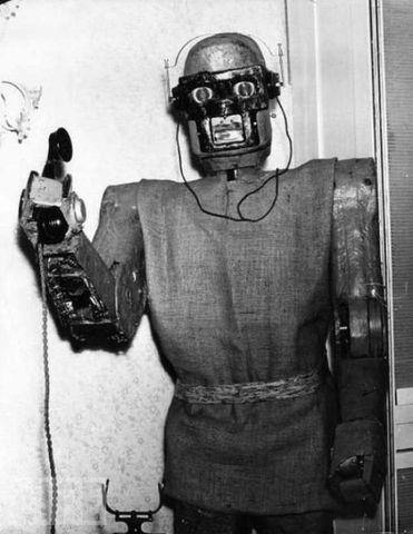 Principio de la robotica