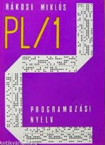 PL/I 1960