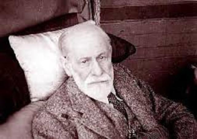 Fallecimiento de Sigmund Freud