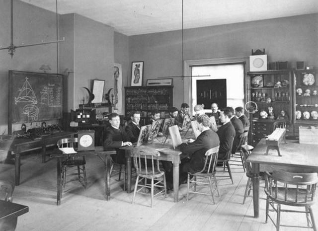 Gustave Jung funda un laboratorio experimental