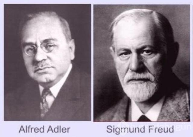 Primer encuentro de Freud y Adler