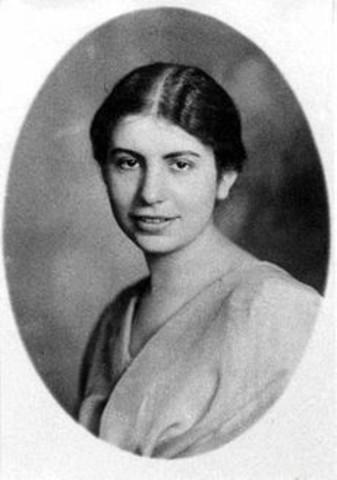 Nace Anna Freud