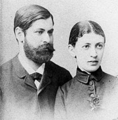 Sigmund Freud se casa