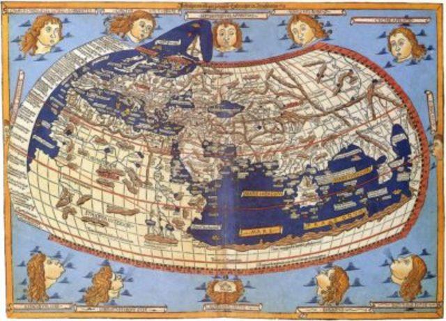 Mapa del imperio grecorromano