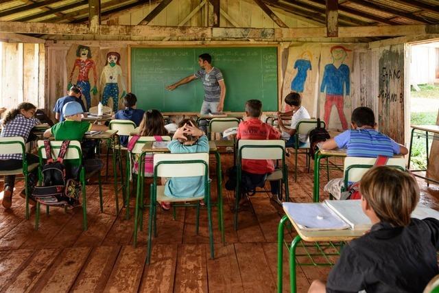 Alfabetización en América Latina y el Caribe