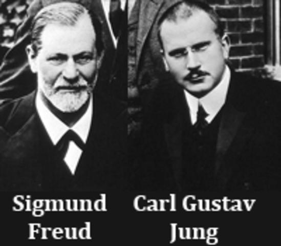 Encuentro entre Jung y Freud