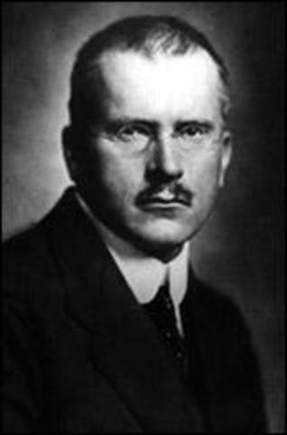 Carl Jung doctorado