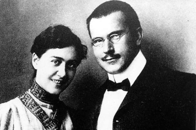 Carl Jung se casa