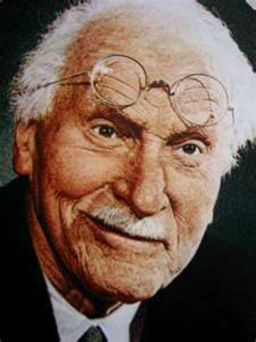 Fallecimiento de Carl Jung