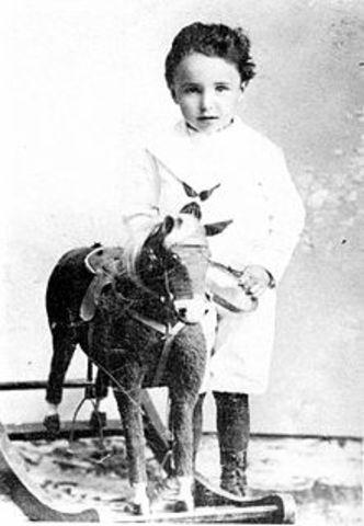Se suicida la madre de Willhelm Reich
