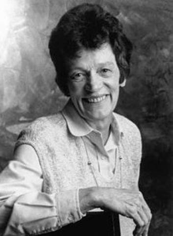 Nace Jean baker Miller (feminista)