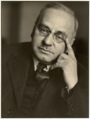 Fallecimiento de Alfred Adler