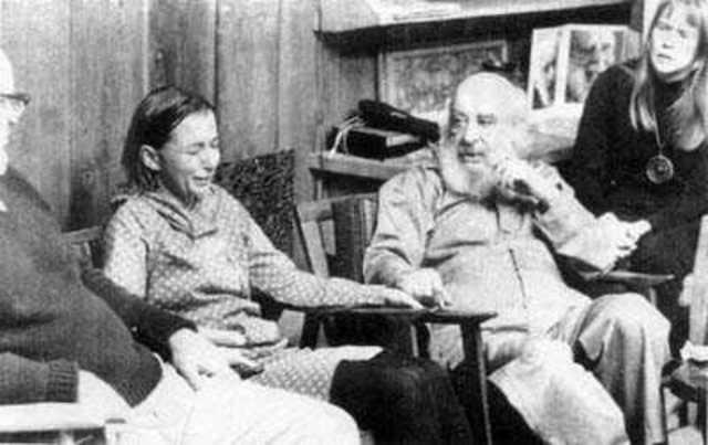 Laura y Fritz - Terapia de Géstalt (fecha aprox)